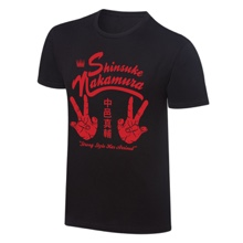 "Shinsuke Nakamura ""Strong Style Has Arrived"" Vintage T-Shirt"