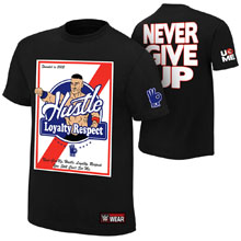 "John Cena ""HLR"" Authentic T-Shirt"