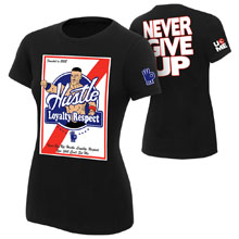 "John Cena ""HLR"" Women's Authentic T-Shirt"