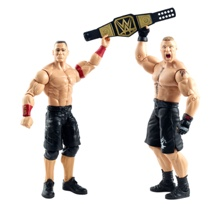 John Cena and Brock Lesnar SummerSlam 2016 Battle Pack