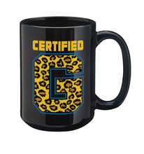 "Enzo & Big Cass ""Certified G"" 15oz. Mug"