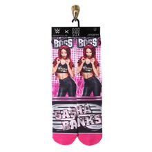Sasha Banks Odd Sox