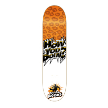 "Enzo & Big Cass ""How You Doin?"" Skateboard Deck"