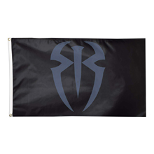 Roman Reigns 3 x 5 Logo Flag
