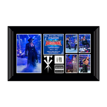 Undertaker WrestleMania 32 Commemorative Plaque