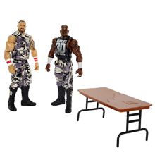 The Dudley Boyz Series 41 Battle Pack