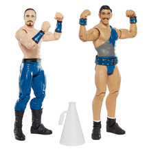 The VaudeVillains Series 41 Battle Pack