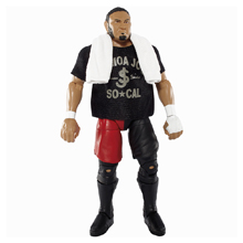 Samoa Joe Elite Series 43 Action Figure