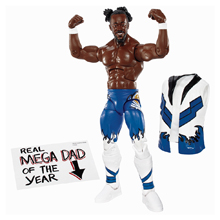 Kofi Kingston Elite Series 43 Action Figure