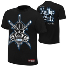 "The Club ""No One is Safe"" Authentic T-Shirt"