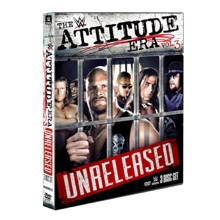 WWE: Attitude Era Vol. 3 DVD