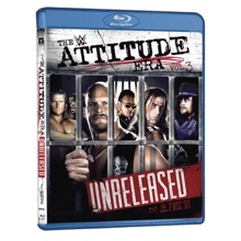 WWE: Attitude Era Vol. 3 Blu-ray