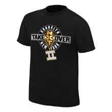 NXT Takeover: Brooklyn II 2016 T-Shirt