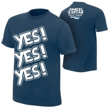 "Daniel Bryan ""YES!"" Smackdown GM T-Shirt"