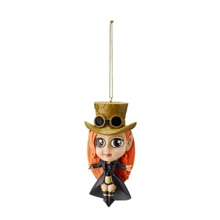 Becky Lynch Holiday Elf Ornament