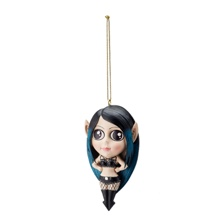 Paige Holiday Elf Ornament