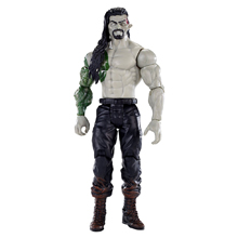 Roman Reigns Zombie Action Figure