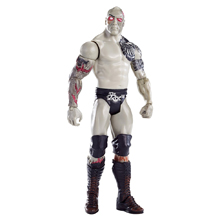 The Rock Zombie Action Figure