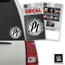 "AJ Styles ""P1"" Car Decal"