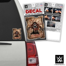 "Finn Bálor ""Summon the Demon"" Car Decal"
