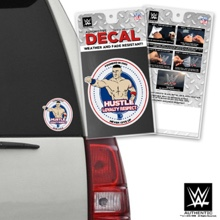 "John Cena ""HLR"" Car Decal"