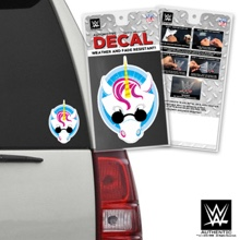 "The New Day ""Booty-O's"" Car Decal"
