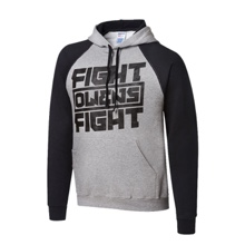 "Kevin Owens ""Fight Owens Fight"" Pullover Hoodie Sweatshirt"