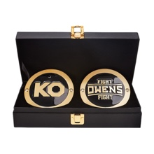 Kevin Owens Championship Replica Title Side Plate Box Set