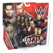 Roman Reigns & Sheamus Series 43B 2-Pack Action Figures