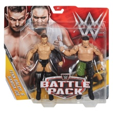 Finn Bálor & Samoa Joe 2-Pack Series 43B Action Figures
