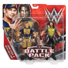 John Cena & Seth Rollins 2-Pack Series 43B Action Figures