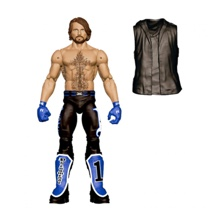 AJ Styles Elite Series 47 Action Figure