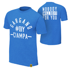 "Gargano & Ciampa ""DIY"" Youth Authentic T-Shirt"