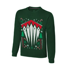 "Finn Bálor ""Demon"" Ugly Holiday Sweatshirt"