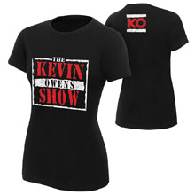 "Kevin Owens ""The Kevin Owens Show"" Women's Authentic T-Shirt"