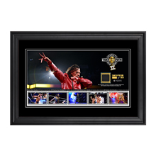NXT TakeOver: Brooklyn II 13 x 21 Panoramic Framed Plaque