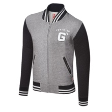 "Enzo & Big Cass ""Certified G"" Baseball Jacket"