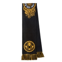 "Becky Lynch ""100% Bad Lass"" Scarf"