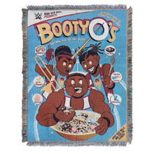 "The New Day ""Booty-O's"" Tapestry Blanket"