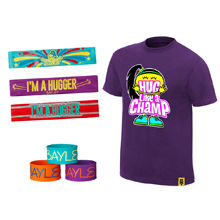 "Bayley ""Hug Like A Champ"" Youth T-Shirt Package"