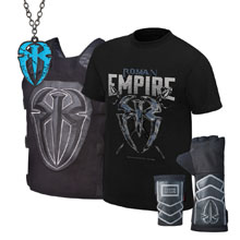 "Roman Reigns ""Roman Empire"" T-Shirt Package"