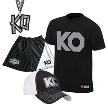 "Kevin Owens ""KO Fight"" T-Shirt Package"