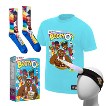 "The New Day ""Booty-O's"" T-Shirt Package"