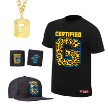 "Enzo & Big Cass ""Certified G"" T-Shirt Package"