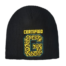 "Enzo & Big Cass ""Certified G"" Knit Hat"