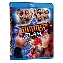 SummerSlam 2016 Blu-ray
