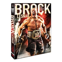 Brock Lesnar: Eat. Sleep. Conquer. Repeat DVD