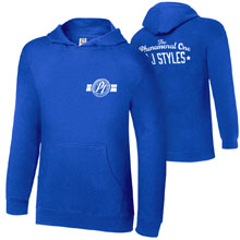 "AJ Styles ""The Phenomenal One"" Youth Lightweight Hoodie Sweatshirt"