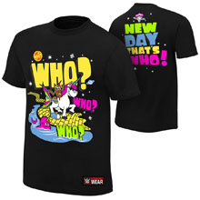"The New Day ""New Day and Friends"" Authentic T-Shirt"