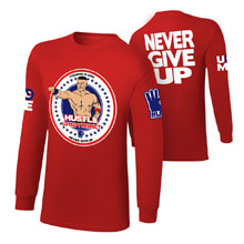 "John Cena ""HLR"" Long Sleeve T-Shirt"